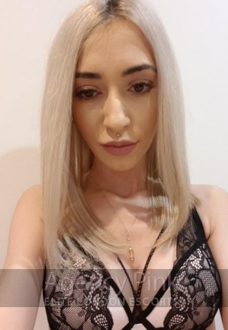 London escort selfie for Coral